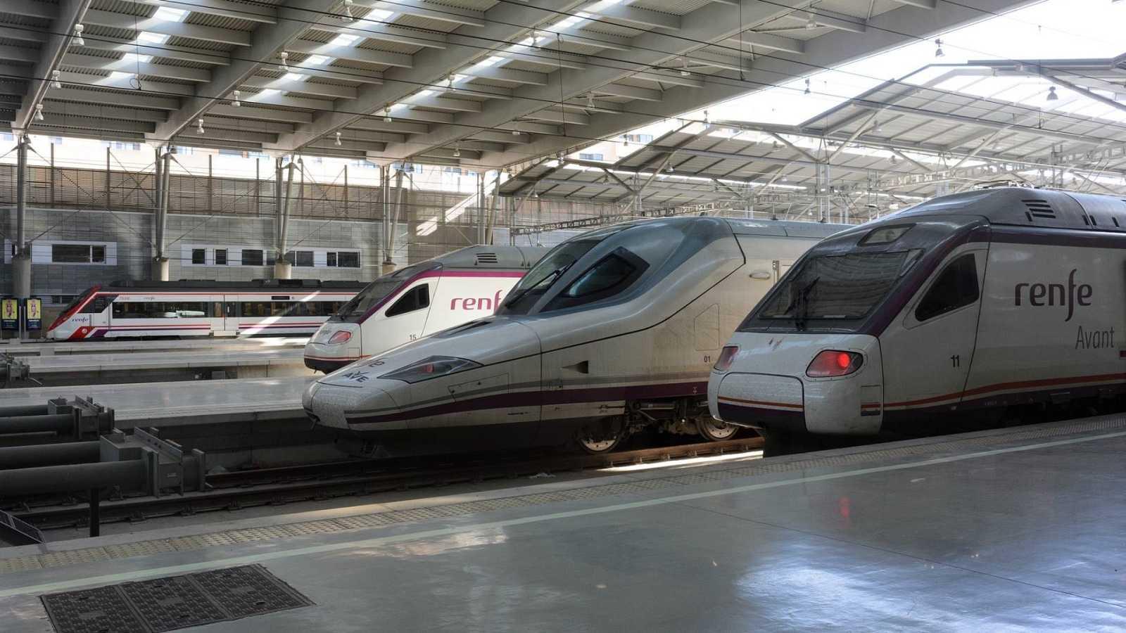 Futuro abierto - El ferrocarril en España - 08/11/20 - escuchar ahora