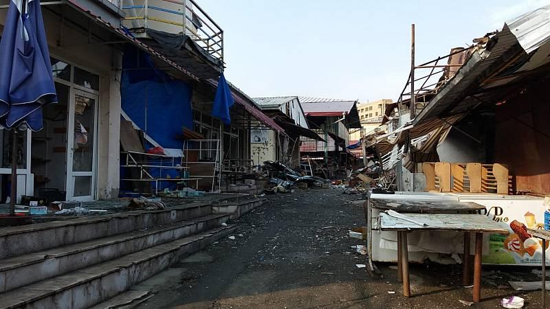 14 horas - Stepanakert, una ciudad fantasma objetivo de nuevos ataques de Azerbaiyán - Escuchar ahora