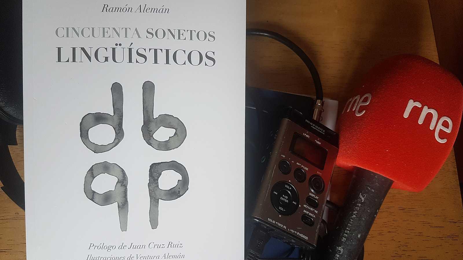 Un idioma sin fronteras - Lavadora de Textos: Ramón Alemán - 07/11/20 - Escuchar ahora