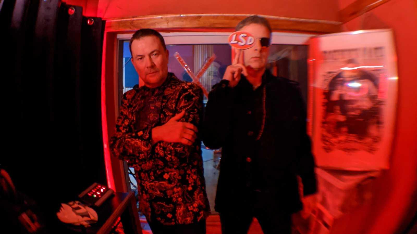 El sótano - DJ Dave McLean; psychodelicatessen - 06/11/20 - escuchar ahora