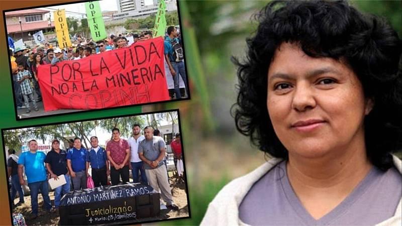 Solidaridad - Honduras contaminación en el Rio Guapinol - 07/11/20 - Escuchar ahora
