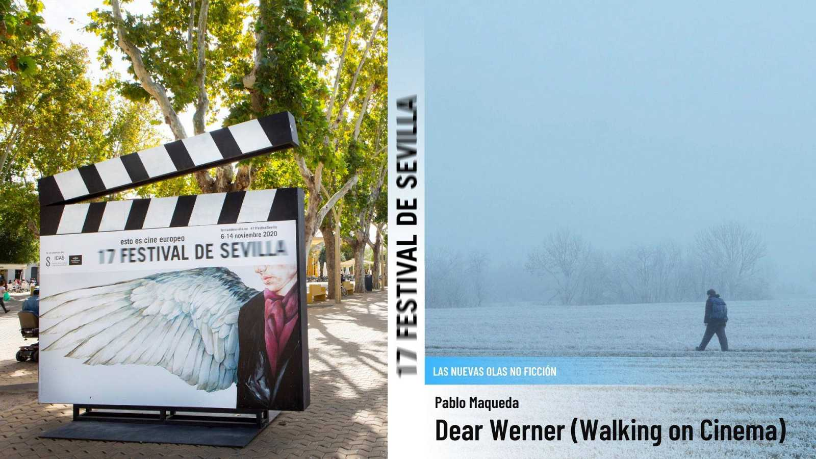 Tres en la carretera - Cine Europeo en Sevilla - 07/11/20 - escuchar ahora