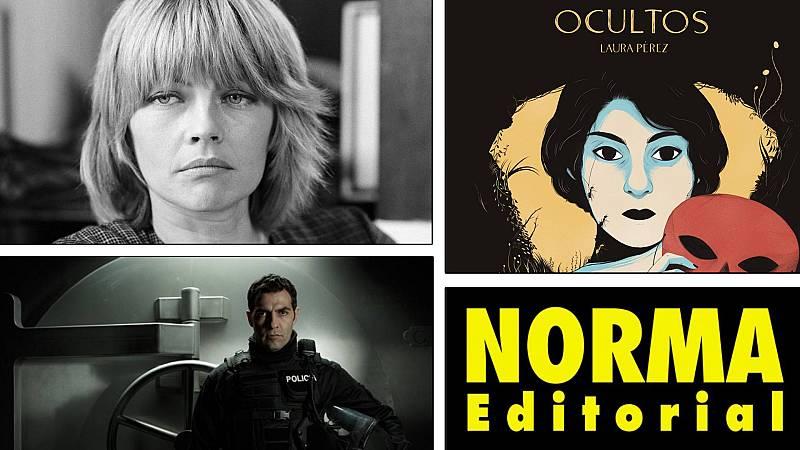 ¡Qué de cómics! - Laura Pérez, Norma Editorial y Mario de la Rosa - Escuchar ahora