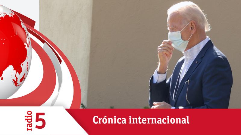 Crónica Internacional - Joe Biden se prepara para asumir la presidencia de EEUU