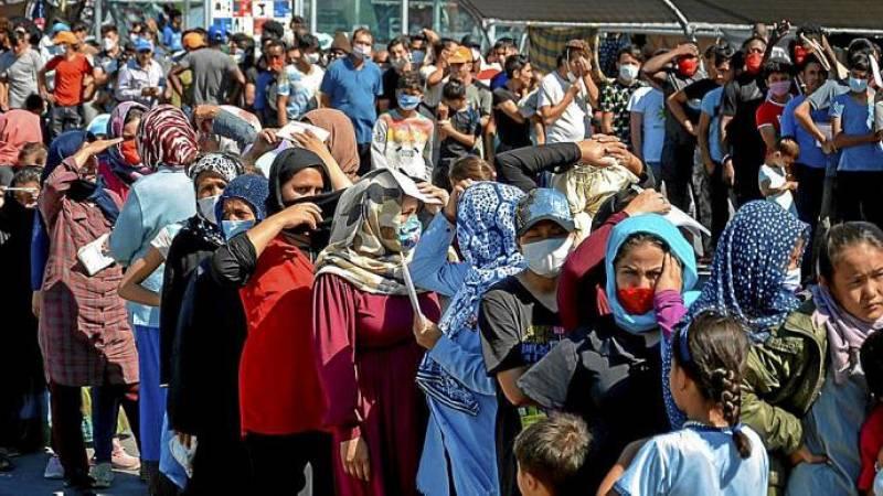 Artesfera - ¿Qué pasa en Lesbos? Analizamos la actual política migratoria - 09/11/20
