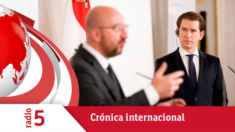 Crónica Internacional - Minicumbre europea para combatir el terrorismo yihadista - Escuchar ahora