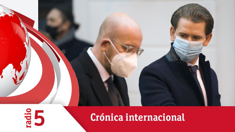 Crónica internacional - Reunión antiterrorista en París - Escuchar ahora
