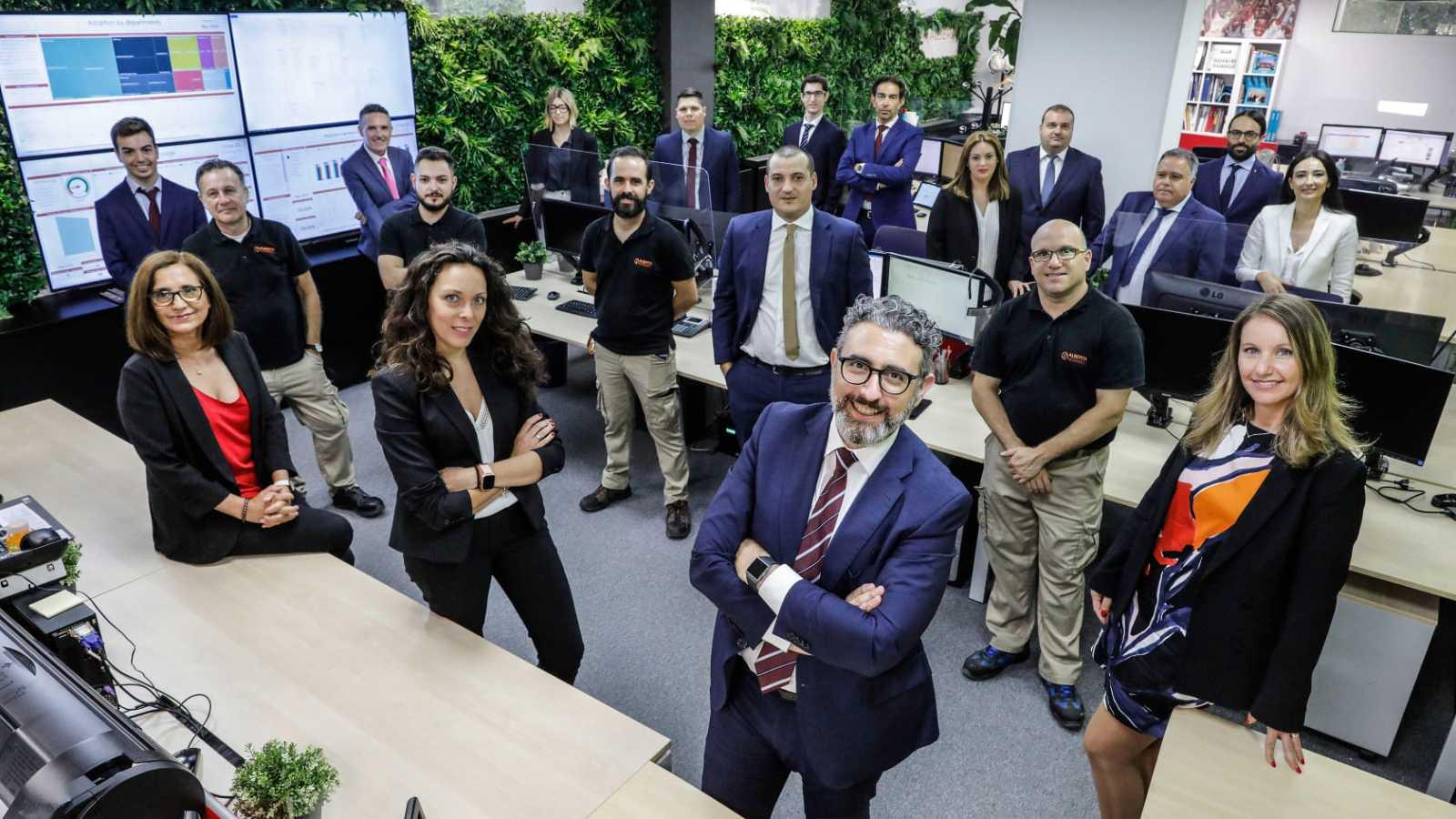 Marca España - Primera empresa española con el sello internacional EFQM - 10/11/20 - Escuchar ahora