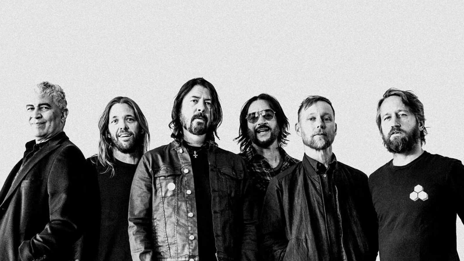 180 grados - Foo Fighters, Impacto Vudú, Blossoms y St Woods - 10/11/20 - escuchar ahora
