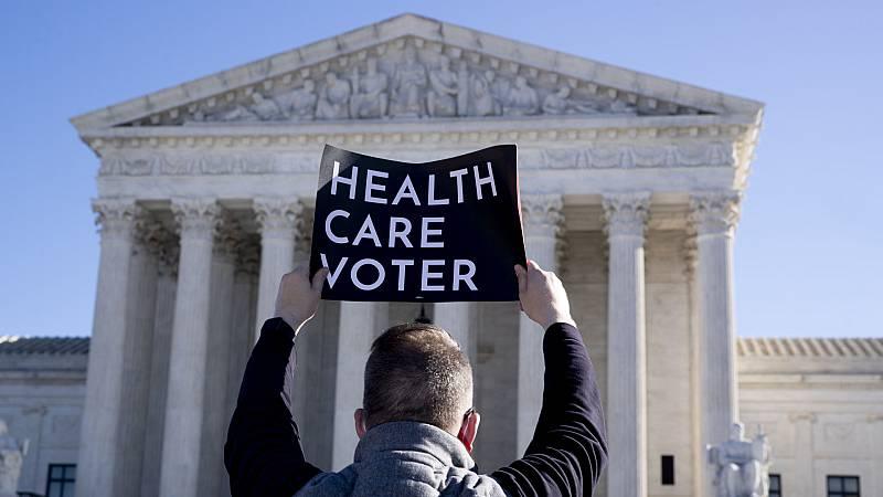 24 horas - El Tribunal Supremo decide el futuro del 'Obamacare' por tercera vez - Escuchar ahora
