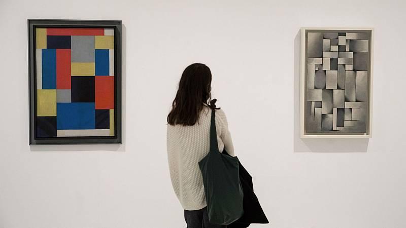 Las mañanas de RNE con Íñigo Alfonso - Mondrian llega por fin al Museo Reina Sofía - Escuchar ahora