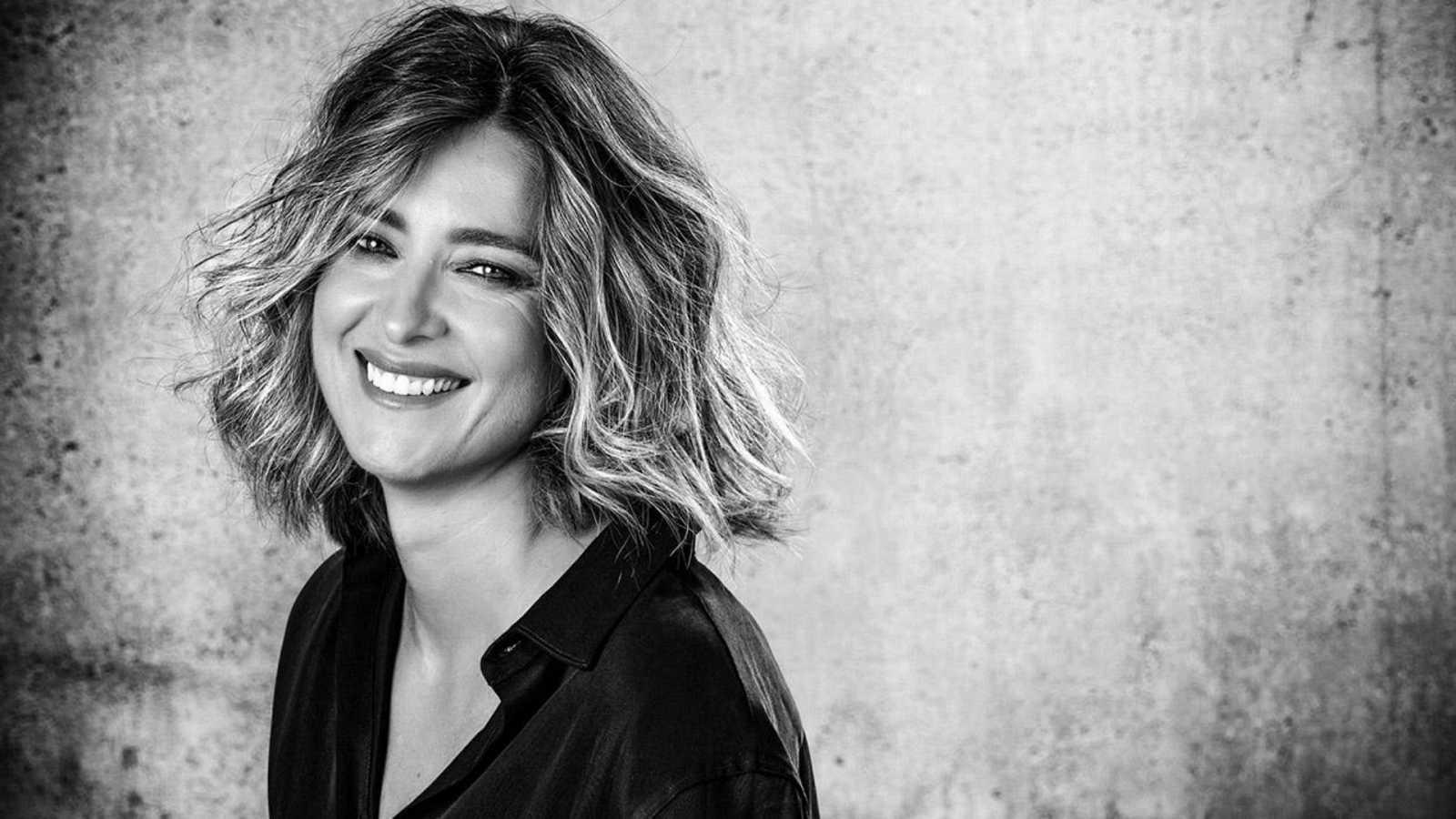 Libros de arena en Radio 5 - Sandra Barneda, finalista Premio Planeta 2020 - 11/11/20 - Escuchar ahora