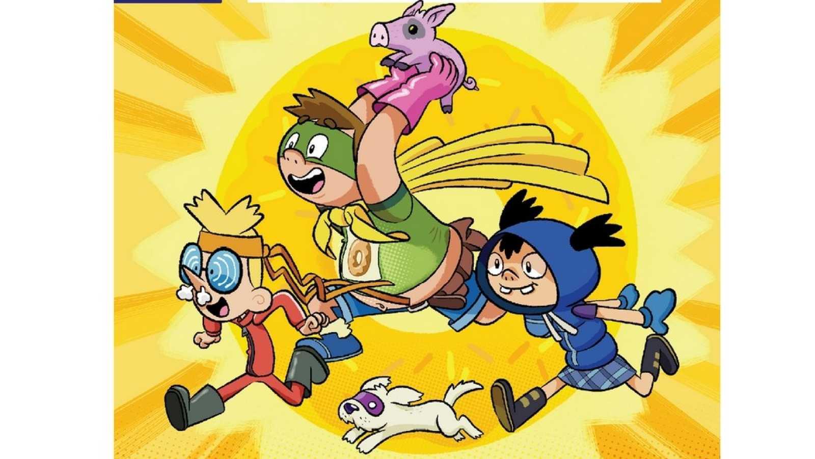 Viñetas y bocadillos - 'La pandilla del Capitán Mondongo' - 11/11/20 - Escuchar ahora