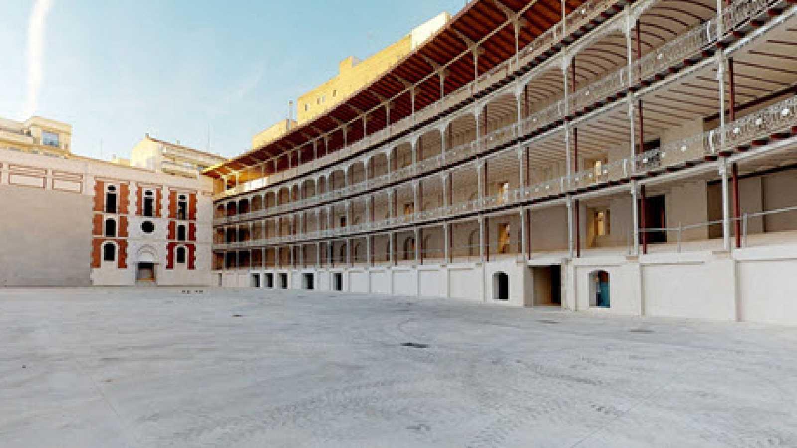 En clave turismo - El frontón Beti Jai de Madrid - 11/11/20 - Escuchar ahora