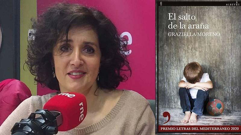 Artesfera - 'El salto de la araña', de Graziella Moreno - 11/11/20 - Escuchar ahora