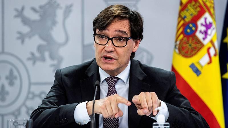 24 horas - España exigirá PCR negativa a los viajeros procedentes de países de riesgo - Escuchar ahora
