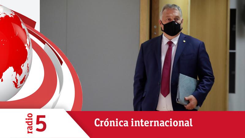 Crónica Internacional - Hungría restringe el derecho de adopción del colectivo LGTBI - Escuchar ahora