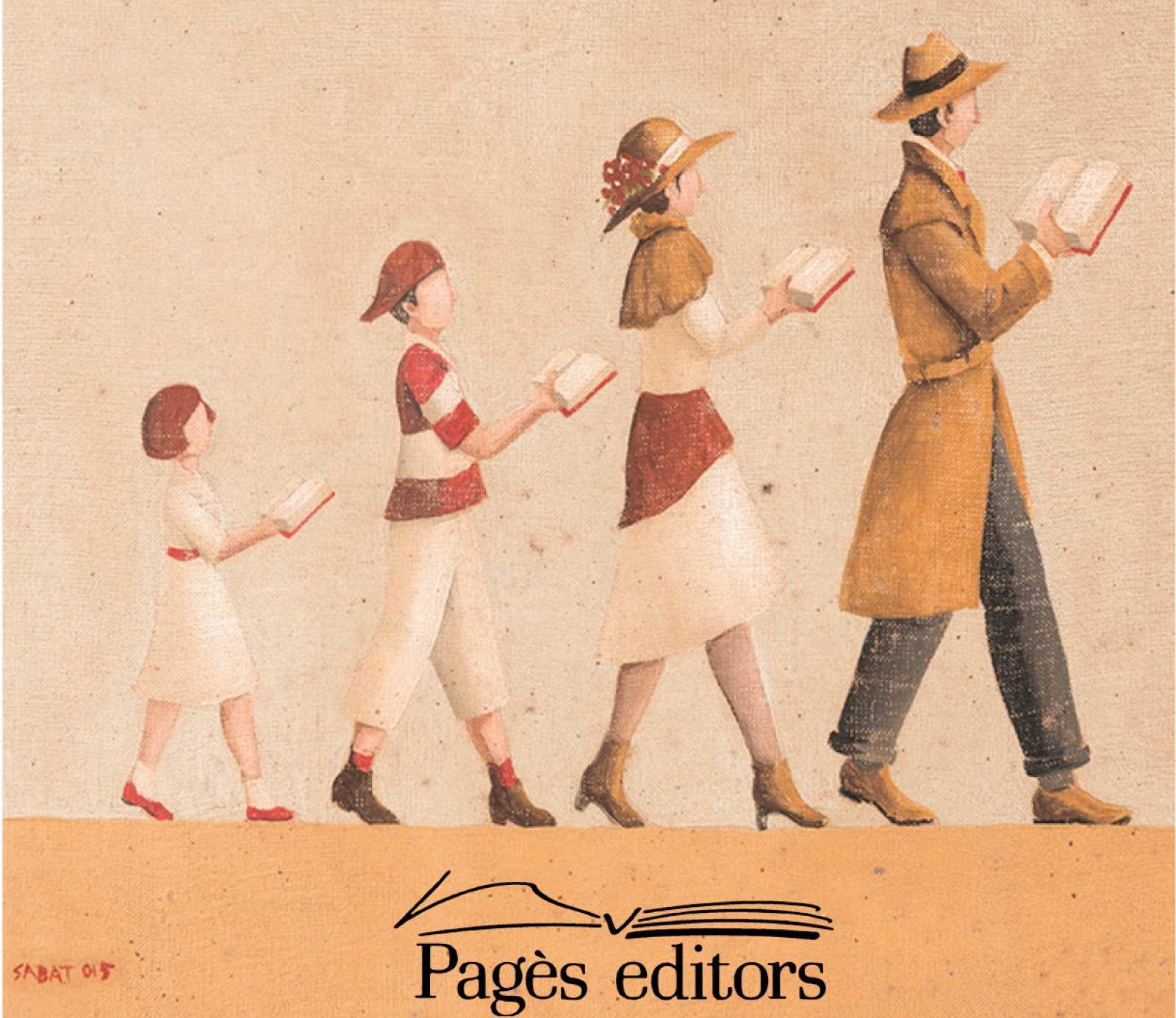 Club Dante - '30 anys de Pagès Editors' amb Eulàlia Pagès