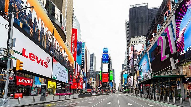 24 horas - La curva crece en Nueva York a dos semanas del Día de Acción de Gracias - Escuchar ahora