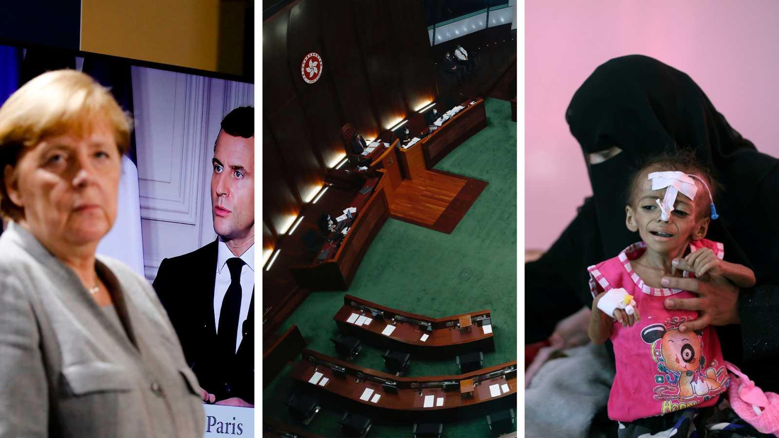 Cinco continentes - Europa busca nuevas estrategias contra el yihadismo - Escuchar ahora