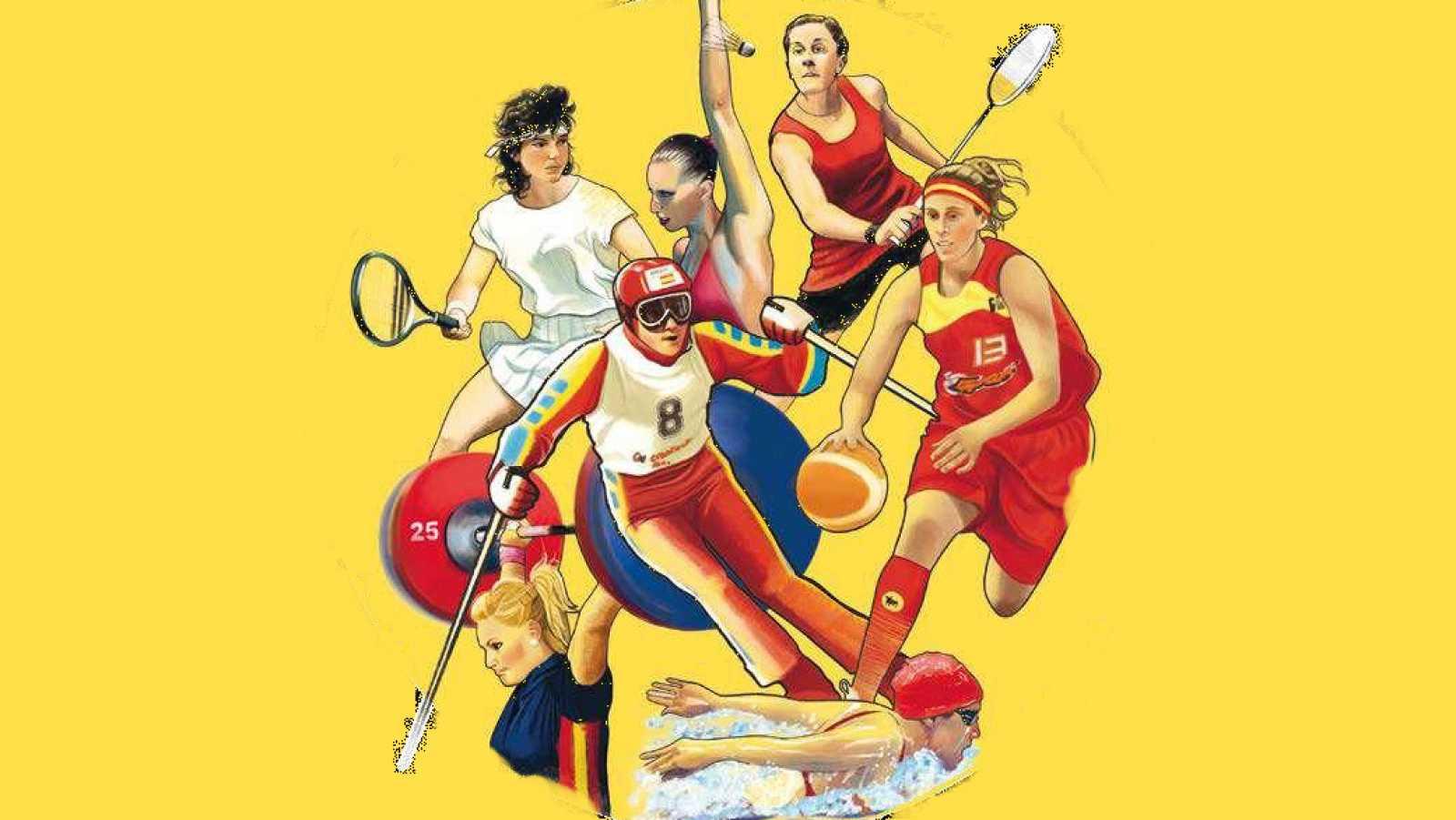 Hora América - De niñas a leyendas. 25 mujeres deportistas que han hecho historia - escuchar ahora