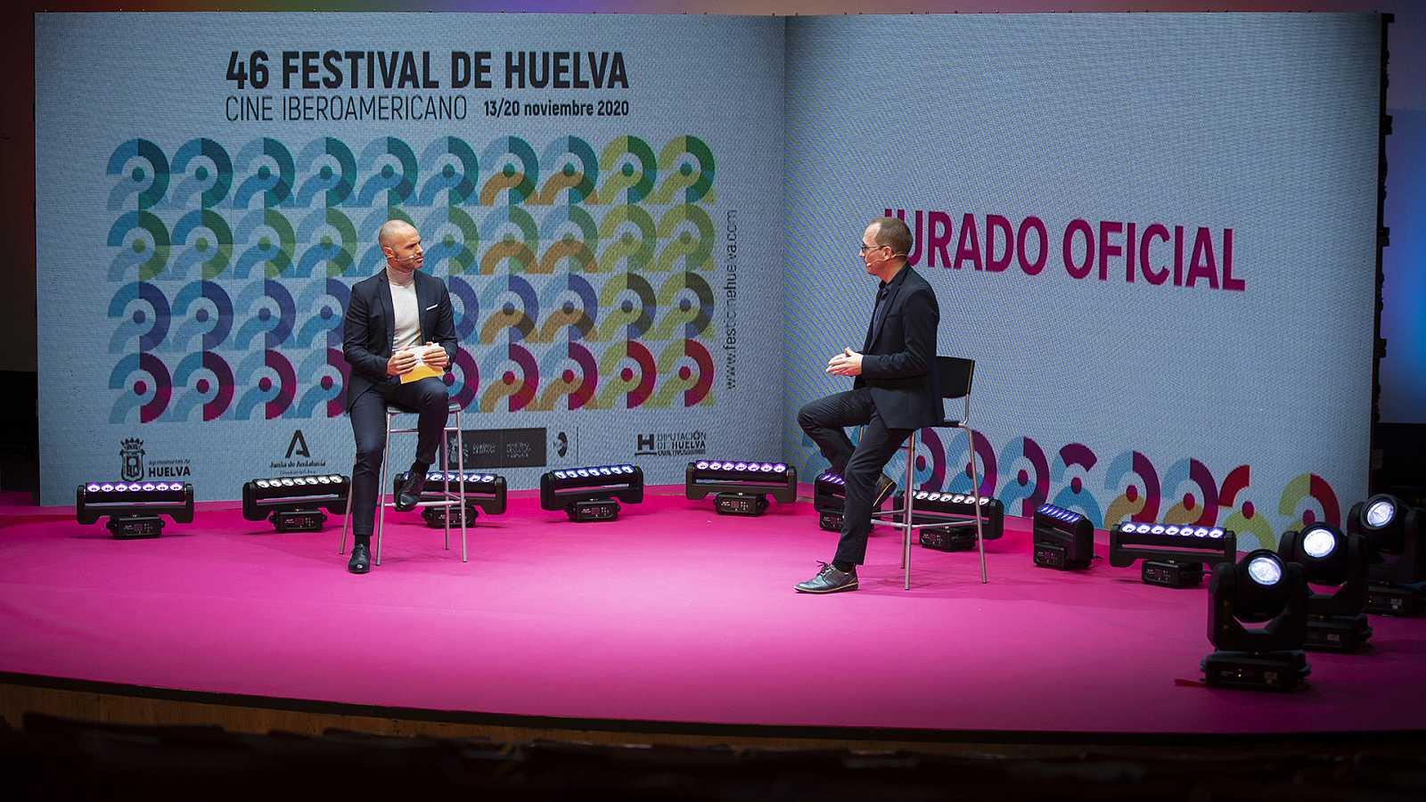 Hora América de cine - Comienza 46 Festival Iberoamericano de Huelva en edición virtual - 13/11/20 - escuchar ahora