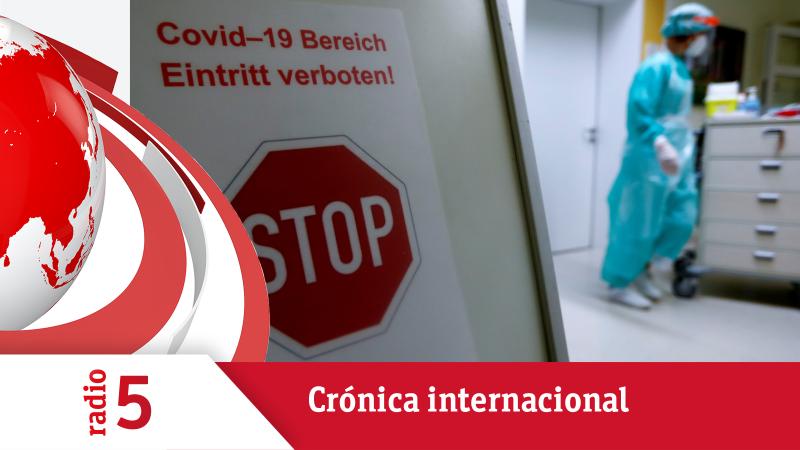 Crónica Internacional - Los contagios de coronavirus baten récords en Centroeuropa - Escuchar ahora