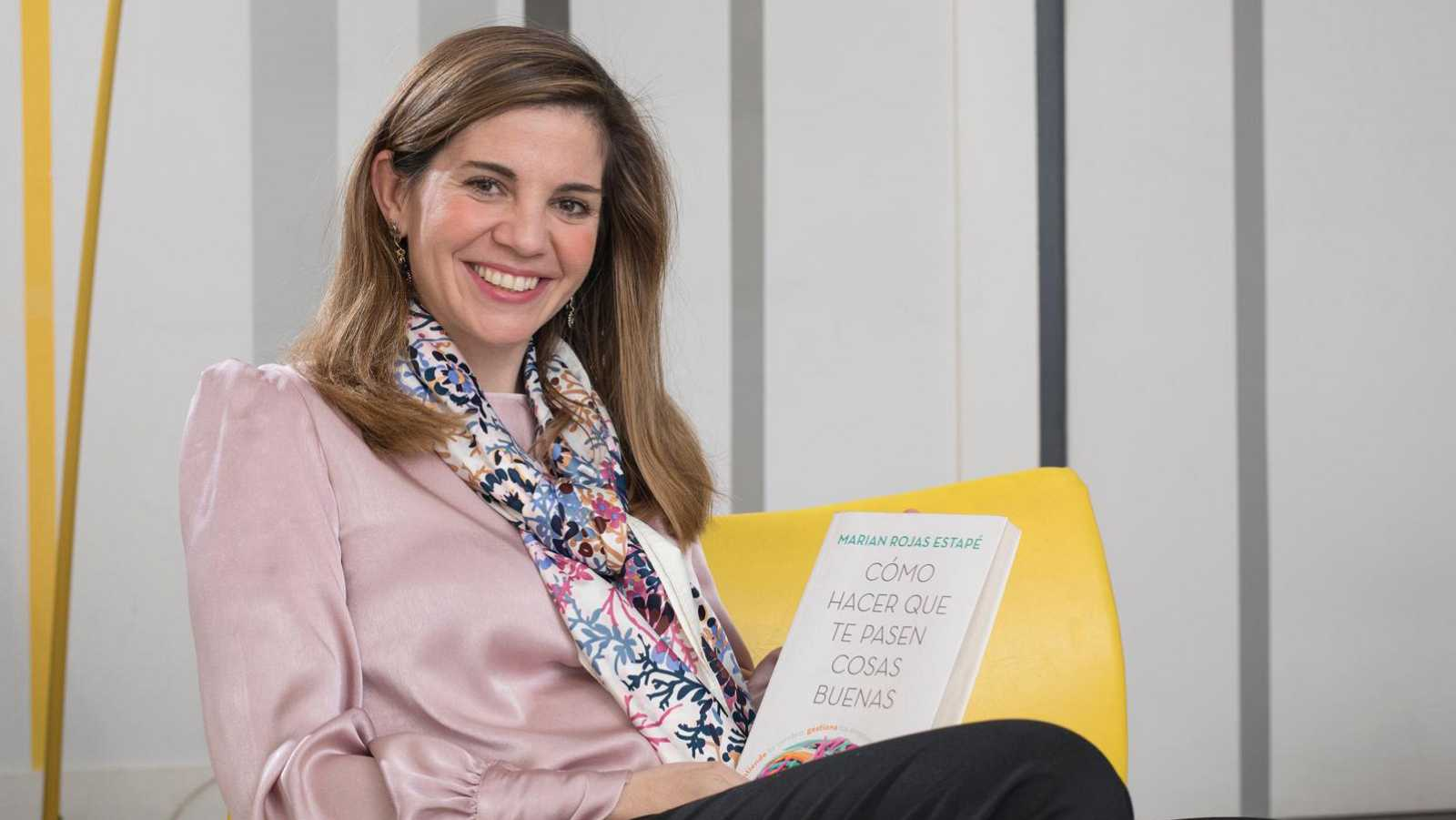 Marca España - Marian Rojas Estapé nos ayuda a combatir la fatiga pandémica - 13/11/20 - escuchar ahora