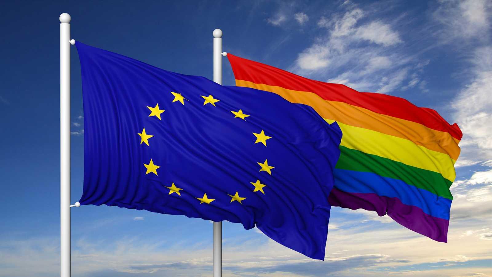 Europa abierta - Iguales y protegidos. Primera estrategia LGTBI de la UE - escuchar ahora