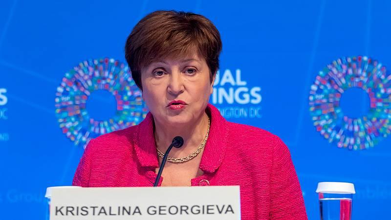 14 horas - El FMI confirma que España es el país desarrollado más golpeado por el virus - Escuchar ahora