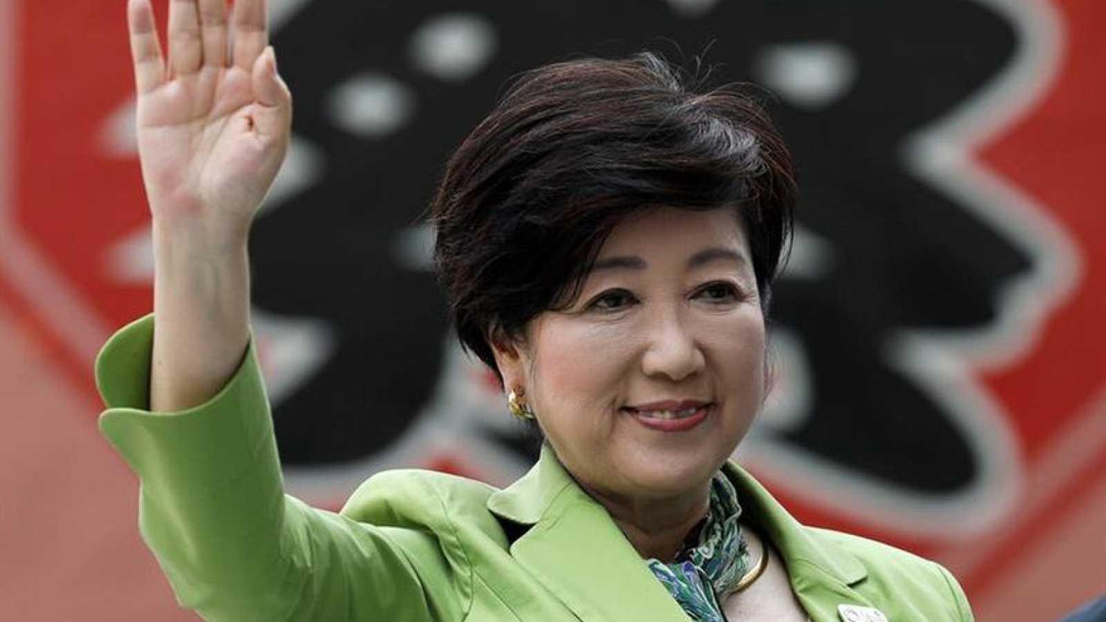 Asia hoy - Yuriko Koike y el avance de las mujeres en Japón - 13/11/20 - escuchar ahora