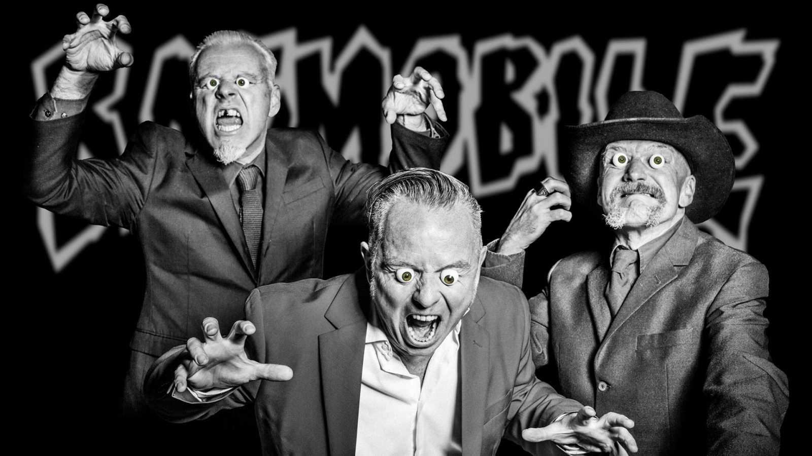 El sótano - Especial Psychobilly - 13/11/20 - escuchar ahora
