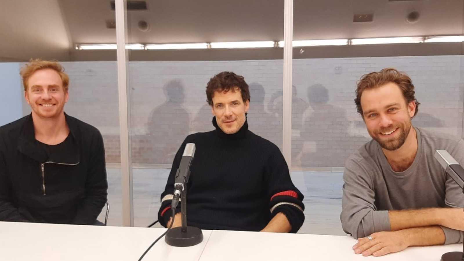 La sala - Nos encontramos con Daniel Bianco y `La máquina de Turing¿, con Claudio Tolcachir, Daniel Grao y Carlos Serrano - 15/11/20 - escuchar ahora
