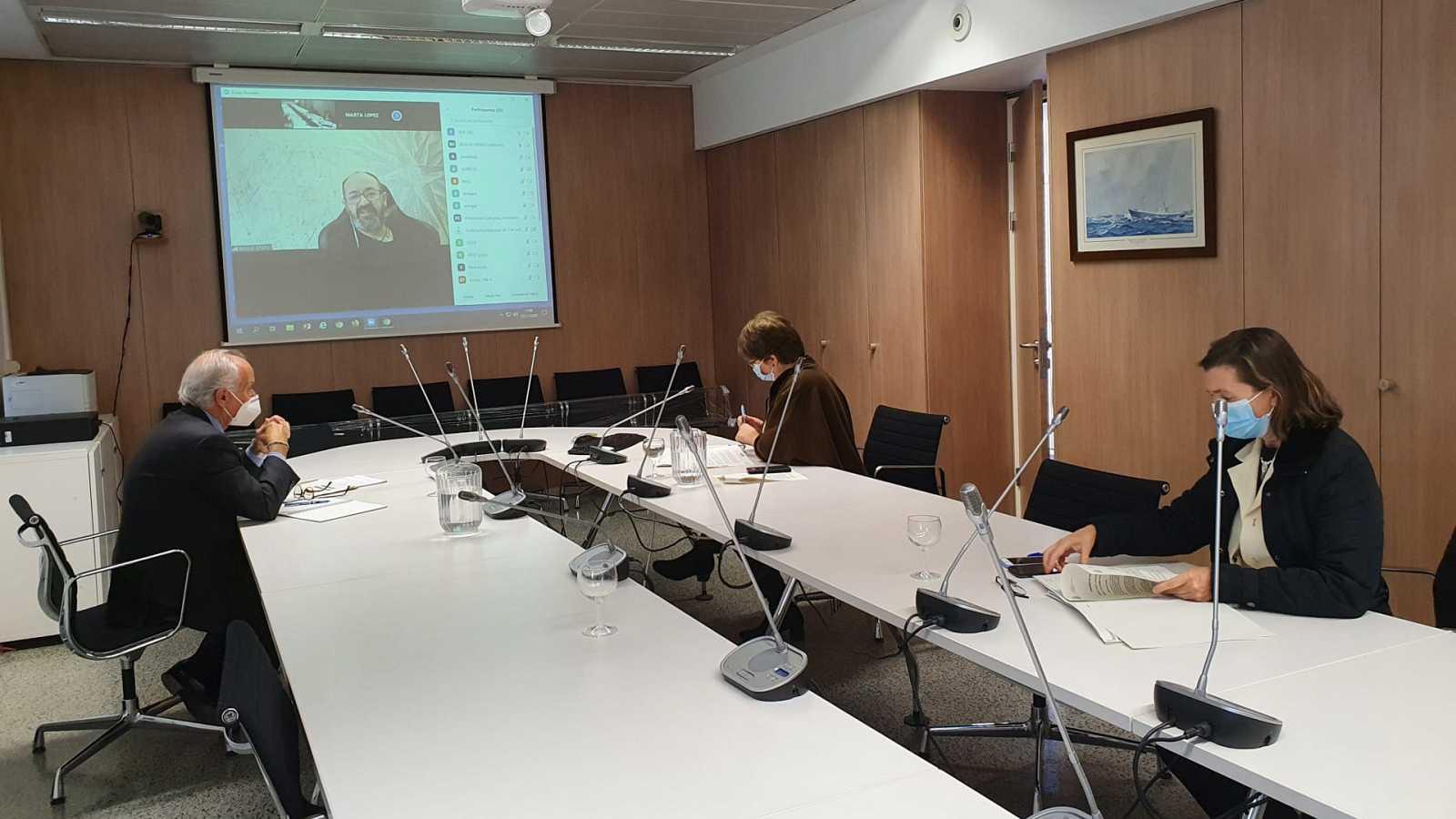 Españoles en la mar - VI Congreso de Pesca Artesanal del Cantábrico Noroeste - 13/11/20 - Escuchar ahora