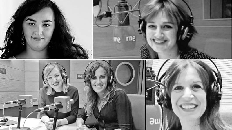 La sala - Alba Frechilla, Ailén Kendelman, Cristina Rojas, María Negro y Patricia Estremera - 15/11/20  - Escuchar ahora
