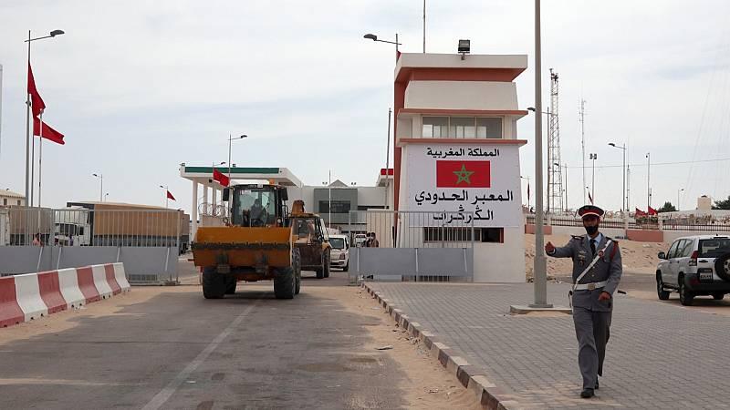 España a las 8 Fin de Semana -  El Frente Polisario da por roto el alto el fuego sobre el Sáhara - Escuchar ahora
