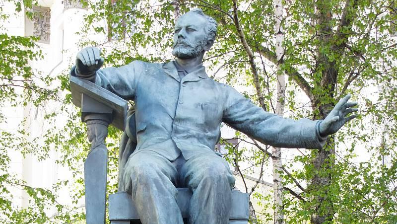Gran repertorio - TCHAIKOVSKY: Concierto para piano y orquesta n. 1 - 15/11/20 - escuchar ahora
