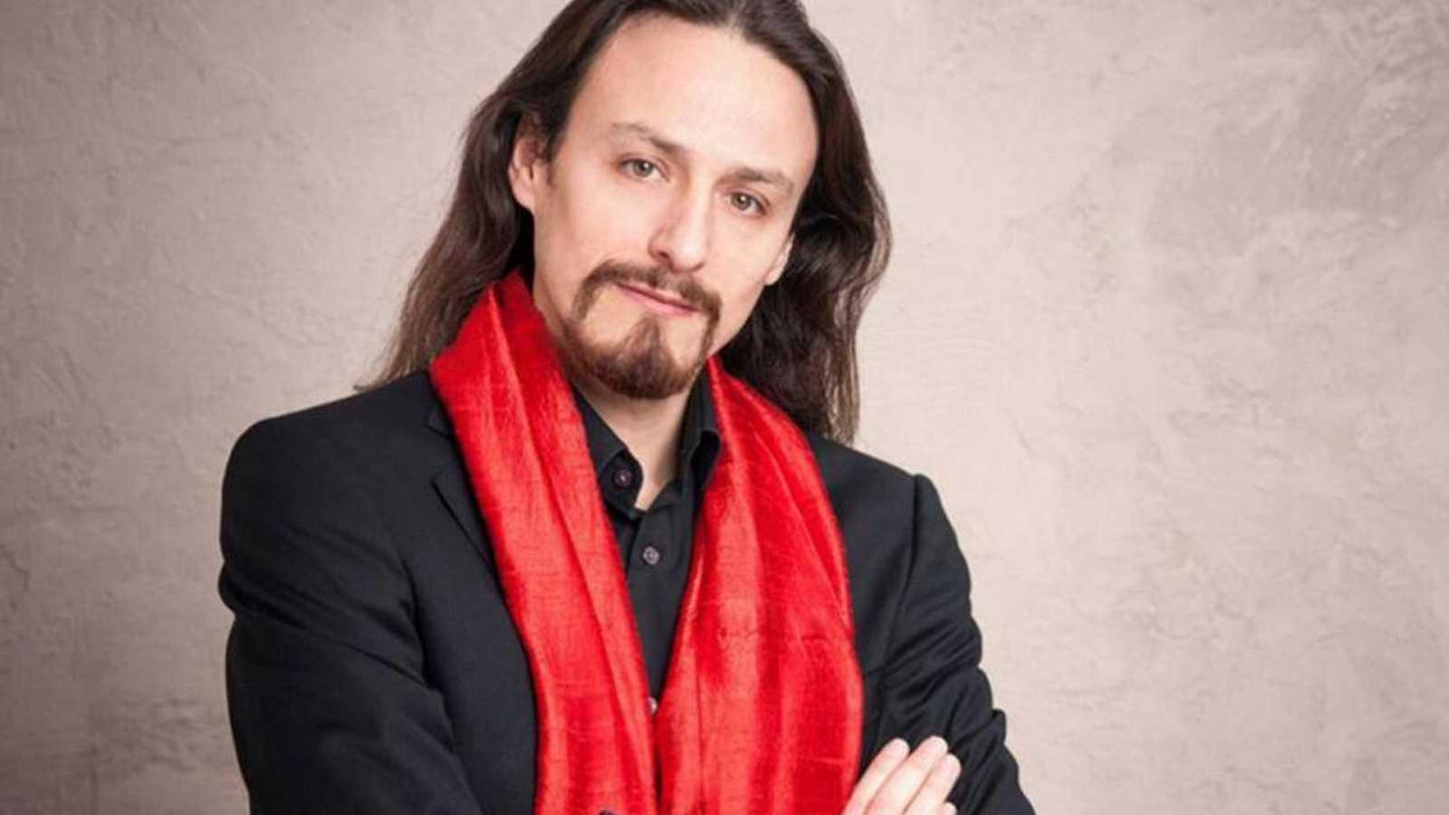 De vuelta - Idioma musical - El contratenor valenciano José Hernández Pastor invita a volar con su gregoriano - Escuchar ahora