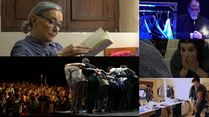 La sala - 'Incendios, más allá del teatro', un documental de Álex García - 16/11/20 - Escuchar ahora