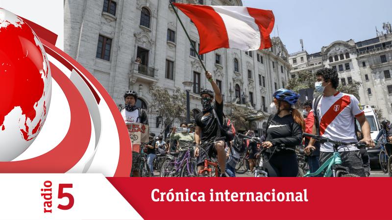 Crónica Internacional Perú, en la incertidumbre política - Escuchar ahora
