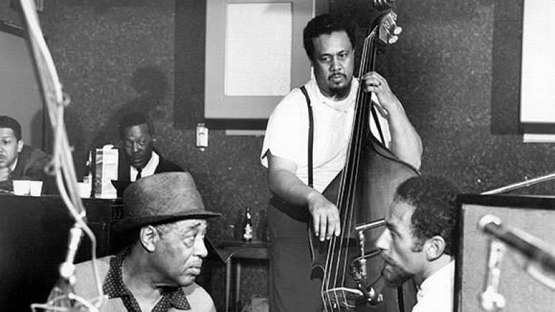Relato sobre Mingus y Ellington - escuchar ahora