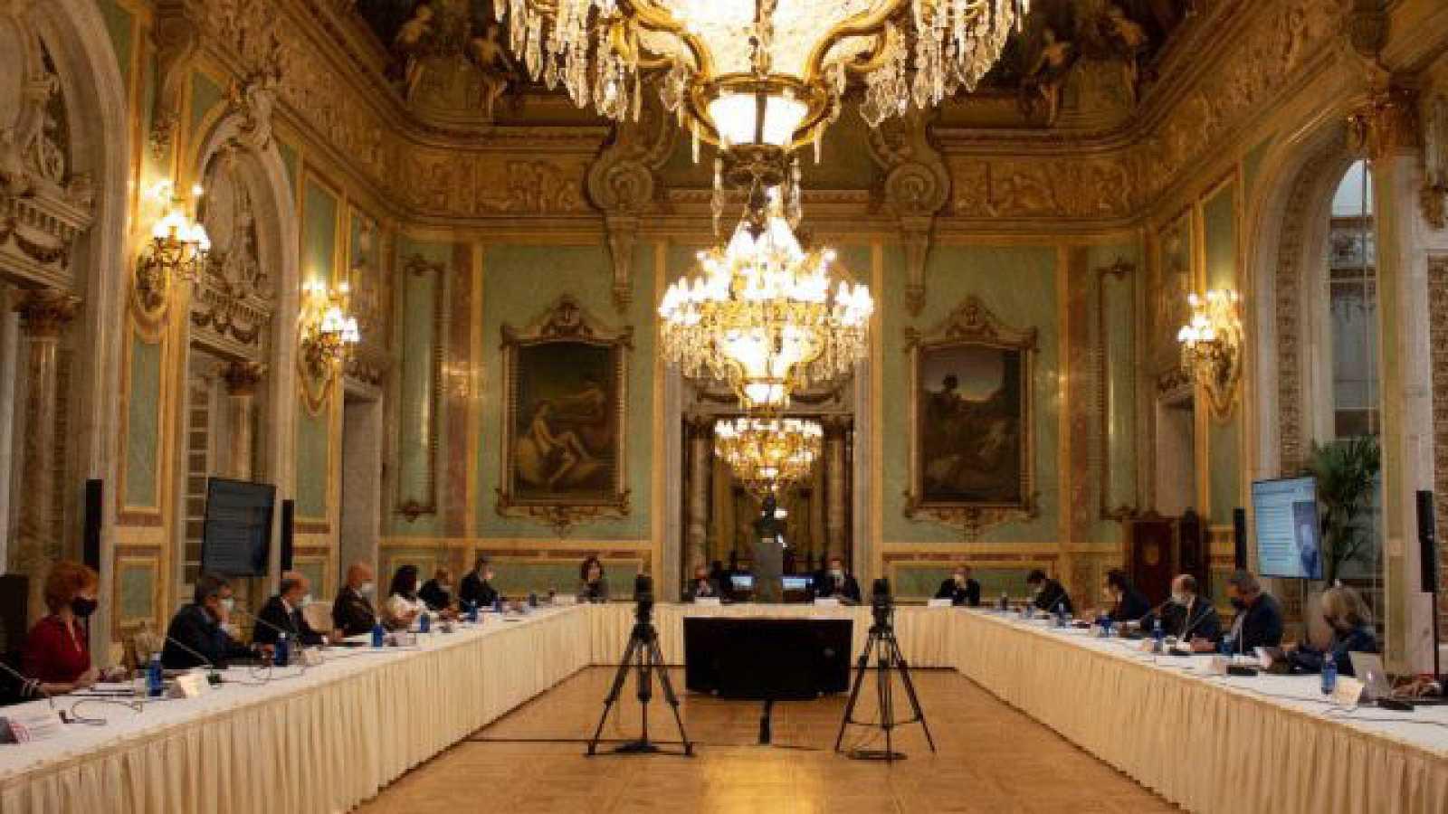 Marca España - Novena promoción de Embajadores Honorarios de la Marca España - 16/11/20 - Escuchar ahora