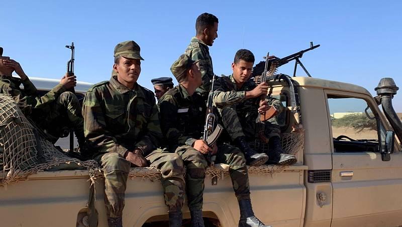 14 horas - Marruecos responde a otro ataque del Frente Polisario mientras se desbloquea el paso de Guerguerat - Escuchar ahora