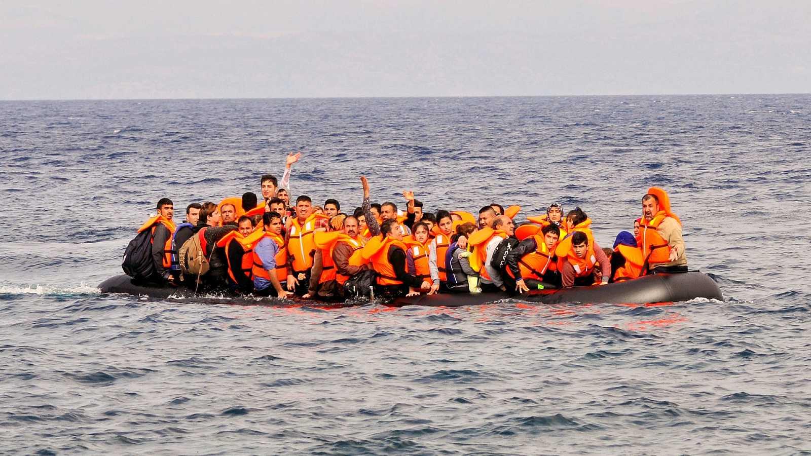 Cinco pistas - Canciones para una crisis migratoria - 18/11/20 - escuchar ahora