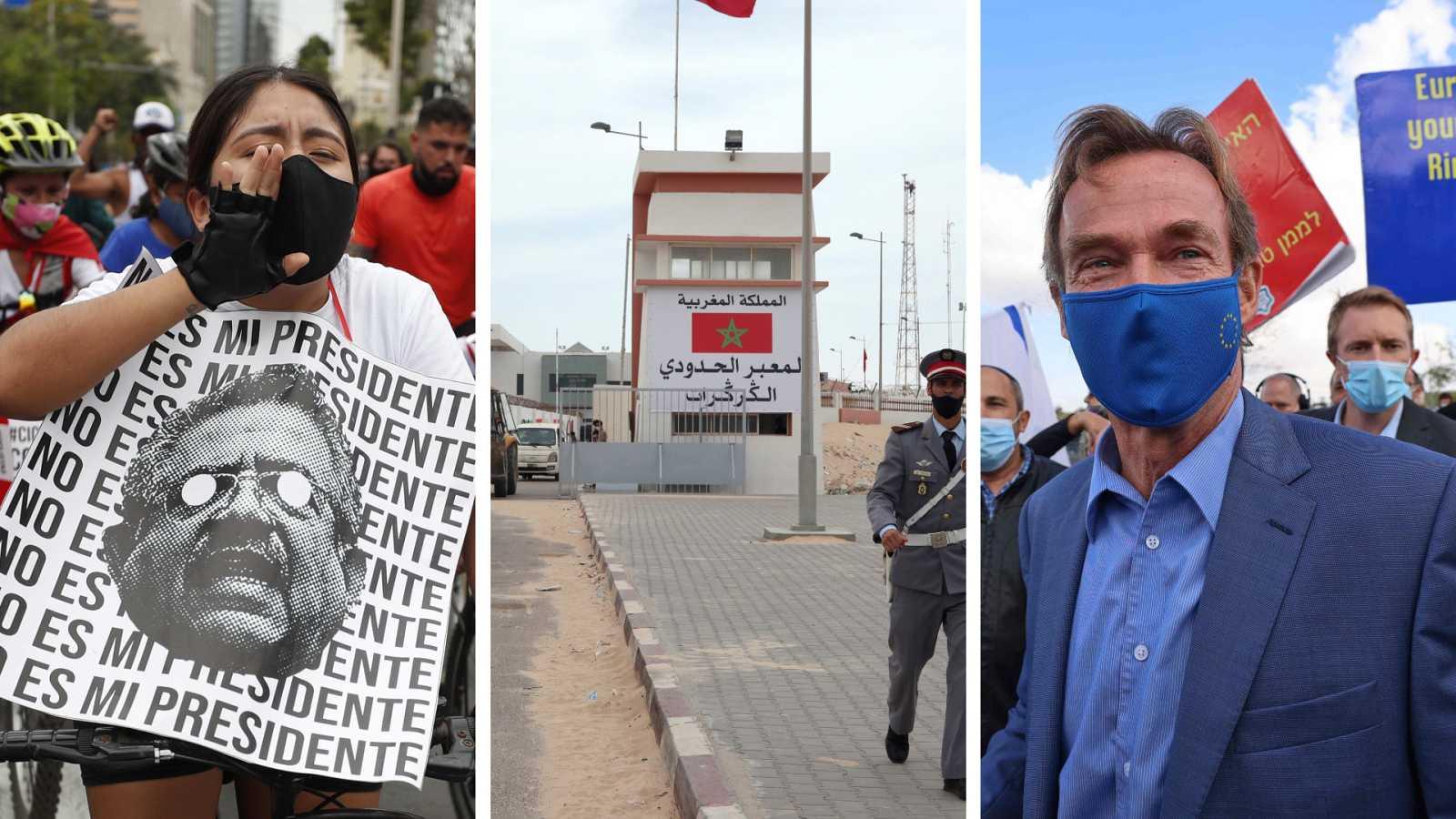 Cinco continentes - El desgobierno peruano - Escuchar ahora