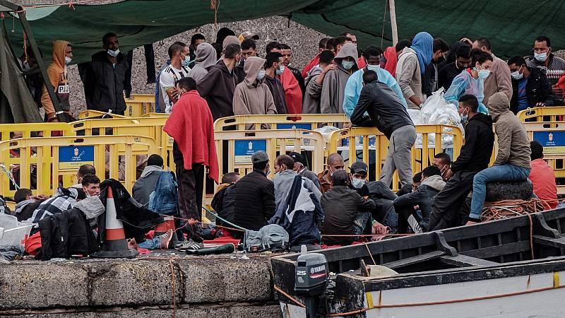 24 horas - Canarias recibirá ayuda de ACNUR y la OIM en enero - Escuchar ahora
