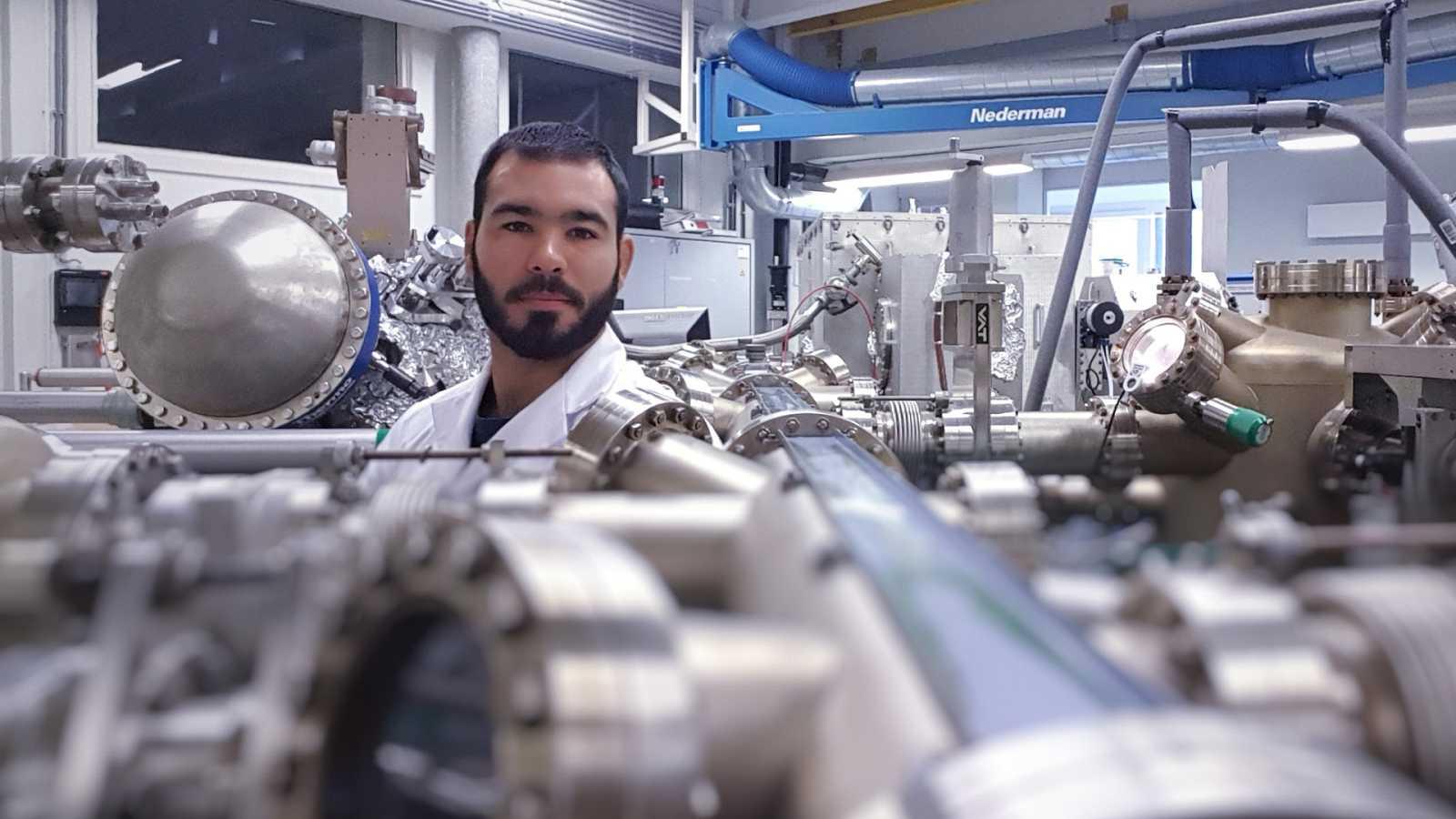 Punto de enlace - Daniel Pérez al servicio de la computación cuántica - 17/11/20 - escuchar ahora