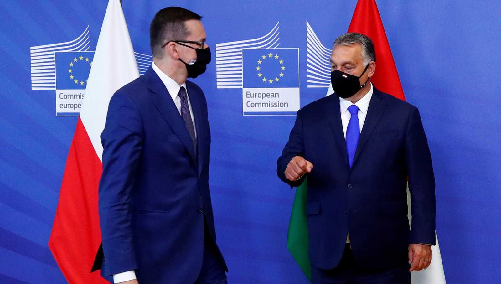Europa abierta - Bruselas confía en que Hungría y Polonia recapaciten sobre el veto a los presupuestos - escuchar ahora
