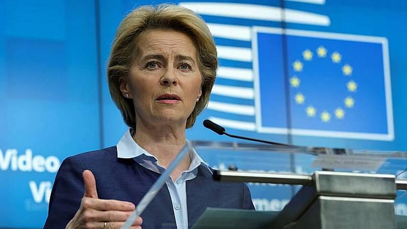 24 horas - La Unión Europea intenta desbloquear el fondo de reconstrucción - Escuchar ahora