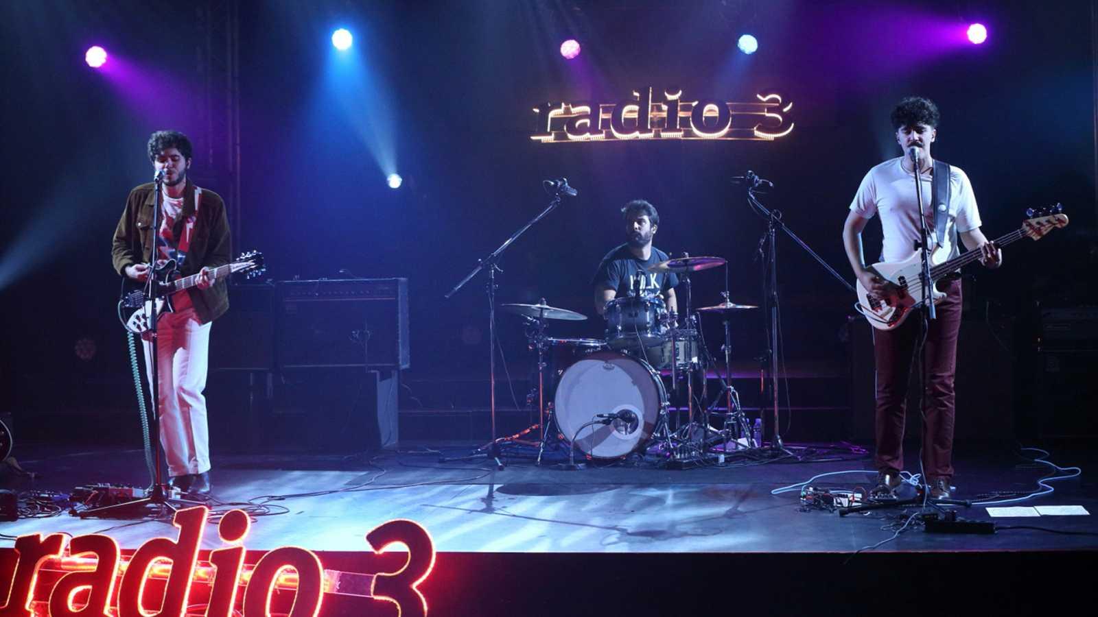 Los conciertos de Radio 3 - La Trinidad - 18/11/20 - escuchar ahora